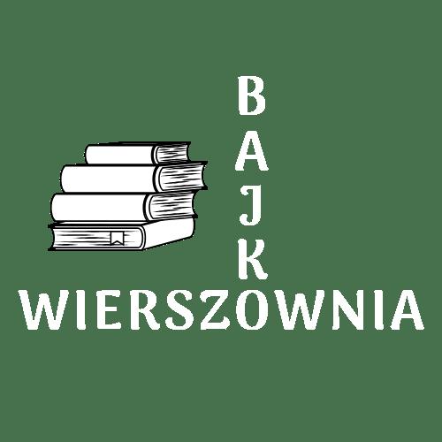 bajkowierszownia logo bw
