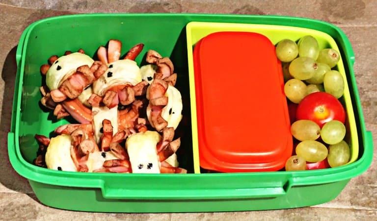 lunchbox na Halloween
