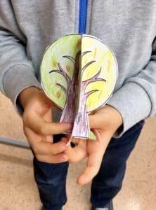 warsztaty plastyczne 4 pory roku